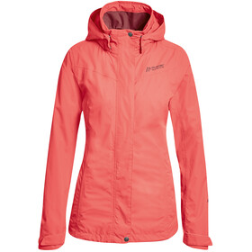Maier Sports Metor Jacket Women red